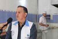 پلمپ شش نانوایی متخلف در راستای کنترل کووید-۱۹ در مناطق زیر پوشش دانشگاه علوم پزشکی مشهد