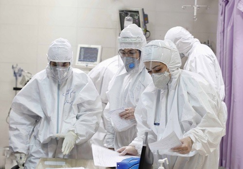 بستری بیماران مبتلا به کرونا در مراکز درمانی زیر پوشش دانشگاه علوم پزشکی مشهد روند نزولی یافته است