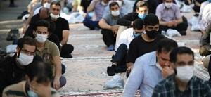 انجام مراسم عزاداری اباعبدا... الحسین (ع) با رعایت کامل دستورالعمل های بهداشتی